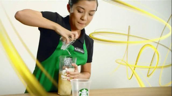 Starbucks Teavana Shaken Iced Tea TV Spot, 'Shake Up'