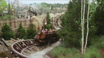 Disney World Seven Dwarfs Mine Train TV Spot, 'Heigh-Ho' - Thumbnail 6