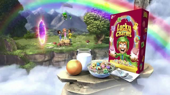 Lucky Charms TV Spot, 'Portals' - Thumbnail 10