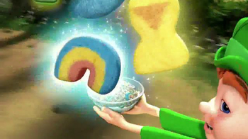 Lucky Charms TV Spot, \'Portals\'