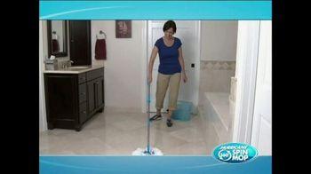 Hurricane 360 Spin Mop TV Spot