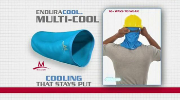 EnduraCool Multi-Cool TV Spot Featuring Kevin Vandam, Mia Hamm - Thumbnail 2