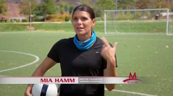 EnduraCool Multi-Cool TV Spot Featuring Kevin Vandam, Mia Hamm - Thumbnail 6