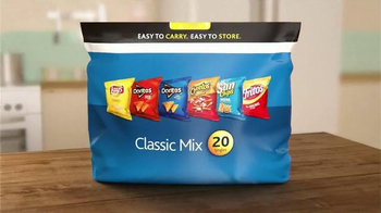 Frito Lay Classic Mix TV Spot, 'Good Fun For All' - Thumbnail 1