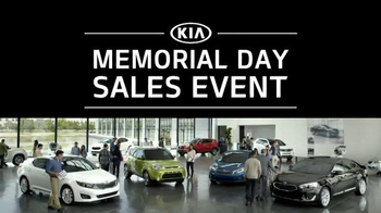 Kia TV Spot, 'Memorial Day Sales Event' - Thumbnail 1