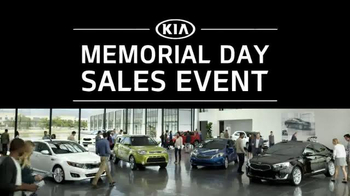 Kia TV Spot, 'Memorial Day Sales Event' - Thumbnail 2
