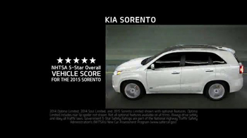 Kia TV Spot, 'Memorial Day Sales Event' - Thumbnail 4
