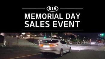 Kia TV Spot, 'Memorial Day Sales Event' - Thumbnail 8