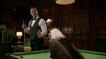 Wonderful Pistachios TV Spot, 'Playing Billiards' Featuring Stephen Colbert - 697 commercial airings