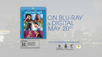 About Last Night Blu-ray & Digital Download TV Spot