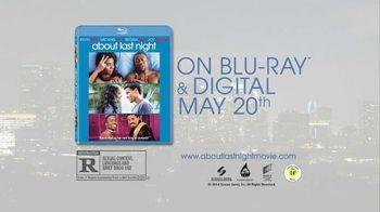 About Last Night Blu-ray & Digital Download TV Spot - 327 commercial airings