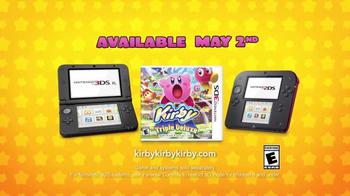 Kirby Triple Deluxe TV Spot, 'Unleash Kirby' - Thumbnail 10