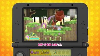 Kirby Triple Deluxe TV Spot, 'Unleash Kirby' - Thumbnail 4