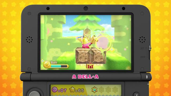 Kirby Triple Deluxe TV Spot, 'Unleash Kirby' - Thumbnail 6
