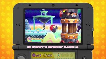 Kirby Triple Deluxe TV Spot, 'Unleash Kirby' - Thumbnail 8
