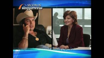 Seguros Sin Barreras TV Spot, 'Agentes' [Spanish]