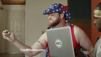 Credit Karma TV Spot, 'Wrestlers'