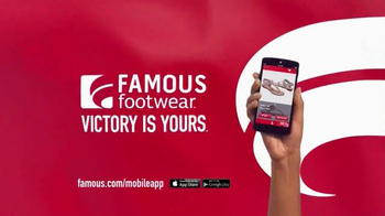 Famous Footwear Mobile App TV Spot, 'Shines On' - Thumbnail 10