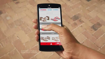 Famous Footwear Mobile App TV Spot, 'Shines On' - Thumbnail 4