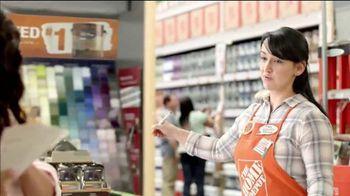 The Home Depot TV Spot, 'Vamos a Pintar' [Spanish]