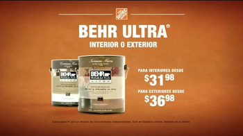 The Home Depot TV Spot, 'Vamos a Pintar' [Spanish] - Thumbnail 9