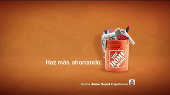 The Home Depot TV Spot, 'Vamos a Pintar' [Spanish] - Thumbnail 8