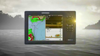 Humminbird Onix Series with Crosstouch TV Spot, 'It's Time'