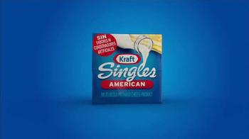 Kraft American Singles TV Spot, 'Estrella del Fútbol' [Spanish] - Thumbnail 10