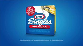 Kraft American Singles TV Spot, 'Estrella del Fútbol' [Spanish] - Thumbnail 8
