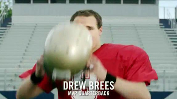 Can Am Spyder TV Spot, 'Rebates' Featuring Drew Brees - Thumbnail 1