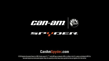 Can Am Spyder TV Spot, 'Rebates' Featuring Drew Brees - Thumbnail 10