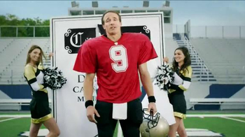 Can Am Spyder TV Spot, 'Rebates' Featuring Drew Brees - 1871 commercial airings
