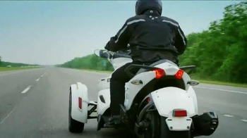 Can Am Spyder TV Spot, 'Rebates' Featuring Drew Brees - Thumbnail 7