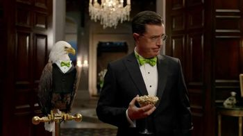 Wonderful Pistachios TV Spot, 'The After Party' Featuring Stephen Colbert - 706 commercial airings