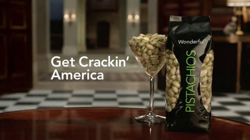 Wonderful Pistachios TV Spot, 'The After Party' Featuring Stephen Colbert - Thumbnail 10