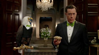 Wonderful Pistachios TV Spot, 'The After Party' Featuring Stephen Colbert - Thumbnail 5