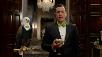 Wonderful Pistachios TV Spot, 'The After Party' Featuring Stephen Colbert - Thumbnail 6