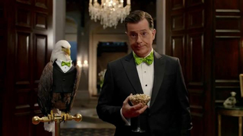 Wonderful Pistachios TV Spot, 'The After Party' Featuring Stephen Colbert - Thumbnail 7