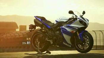 2014 Yamaha R1 & R6 TV Spot, 'Champions' - Thumbnail 9