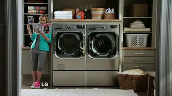 LG Appliances TV Spot, 'Almost Feel Guilty' - Thumbnail 1