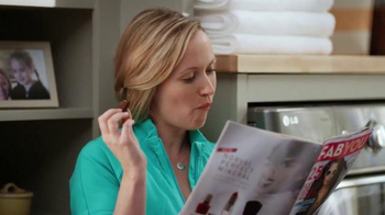 LG Appliances TV Spot, 'Almost Feel Guilty' - Thumbnail 4