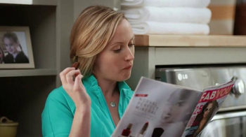 LG Appliances TV Spot, 'Almost Feel Guilty' - Thumbnail 5