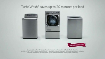 LG Appliances TV Spot, 'Almost Feel Guilty' - Thumbnail 8