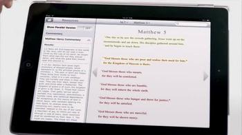 CBN Bible App TV Spot - Thumbnail 3