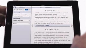 CBN Bible App TV Spot - Thumbnail 5