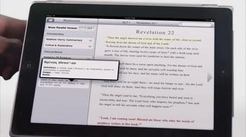 CBN Bible App TV Spot - Thumbnail 7