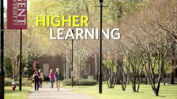 Regent University TV Spot, 'Higher Learning'