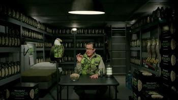 Wonderful Pistachios TV Spot, 'Secret World' Featuring Stephen Colbert - Thumbnail 1
