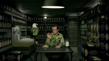 Wonderful Pistachios TV Spot, 'Secret World' Featuring Stephen Colbert - Thumbnail 2