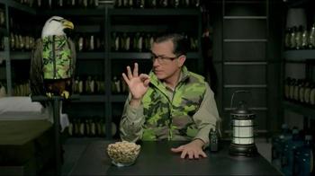 Wonderful Pistachios TV Spot, 'Secret World' Featuring Stephen Colbert - Thumbnail 6